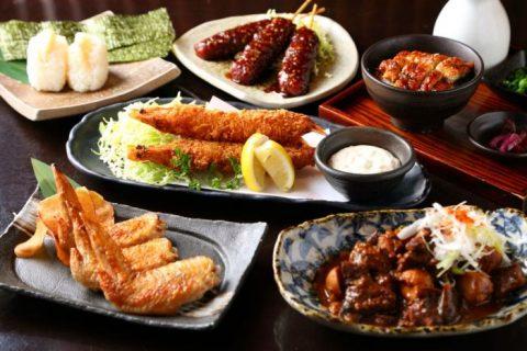 【7~8月】名古屋の味を楽しめるコース「農ーみのりー」税込5000円飲み放題付き(名駅)